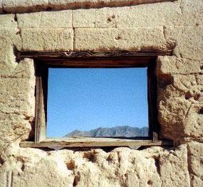 adobe window lintel