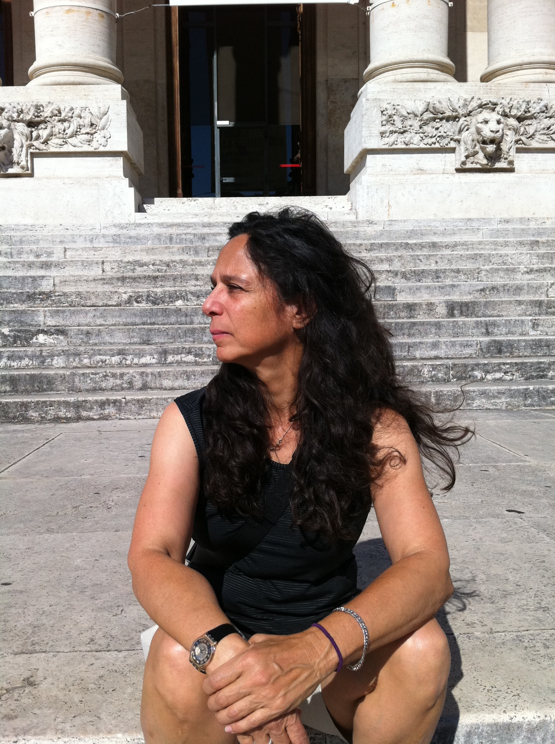 Denise Leto, Fall 2014 Orlando Poetry Prize Winner