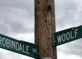 Where Robindale Meets Woolf