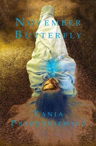 Pryputniewicz_November Butterfly bookcover