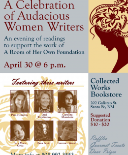 A Celebration of Audacious Women Writers